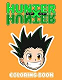 Hunter x Hunter Coloring Book: 50+ GIANT Great Pages with Premium Quality Images. Interesting coloring books, vivid illustrations are a great gift for fans of all ages.