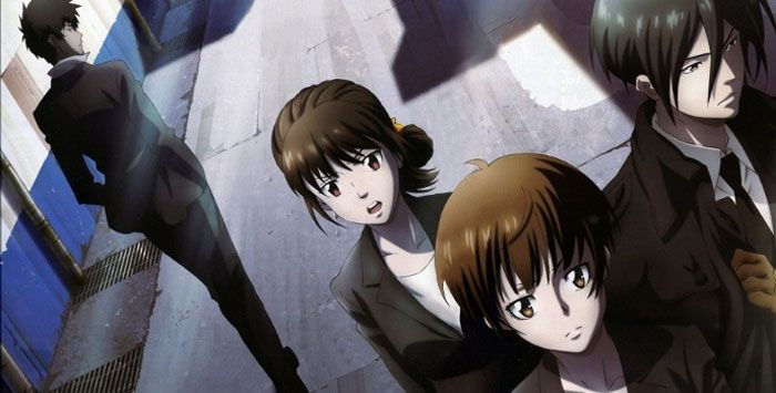 Psycho Pass Staffel 2