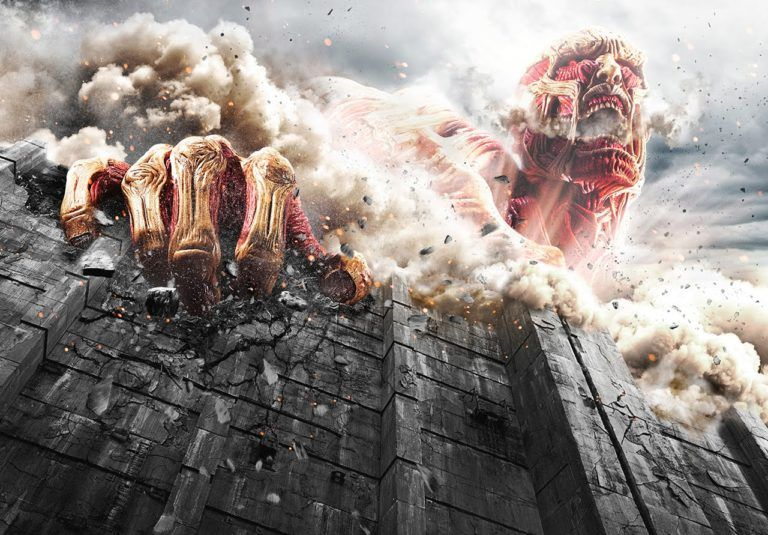 Neuer Trailer zum Attack on Titan-Film