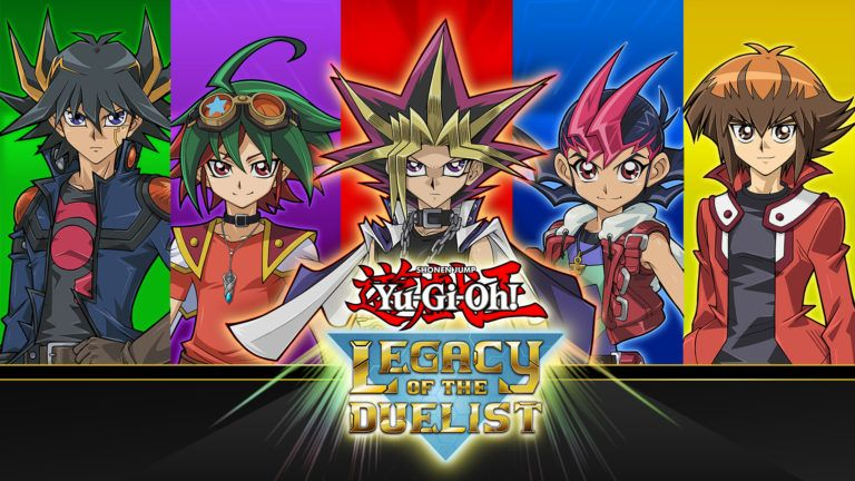 Review zu Yu-Gi-Oh! Legacy of the Duelist | PS4