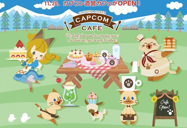 capcom-cafe-video-game-saitama-1