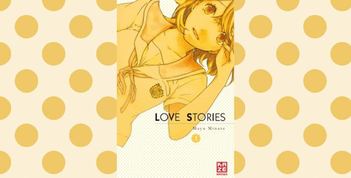Manga-Preview: LOVE STORIES Band 1