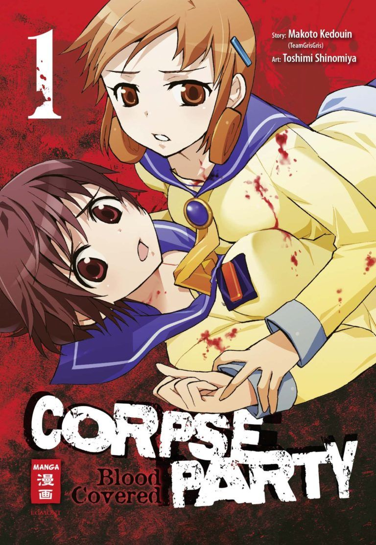 Manga Review: Corpse Party