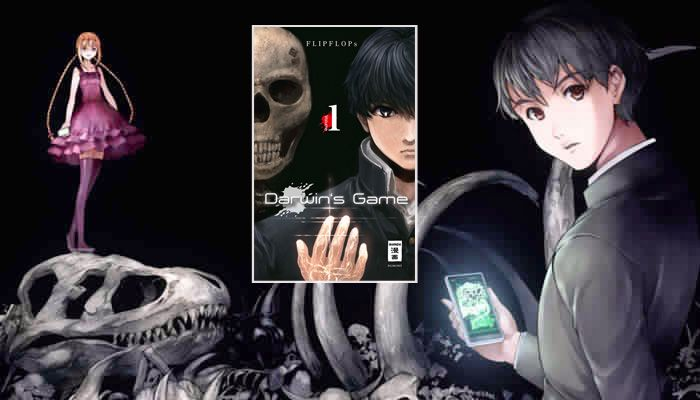 Manga-Review: Darwin's Game Band 1
