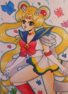 Kazukii feat. Sailormoon