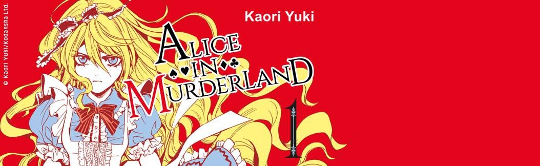 ALICE IN MURDERLAND Manga