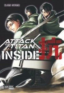 Review: Attack on Titan INSIDE