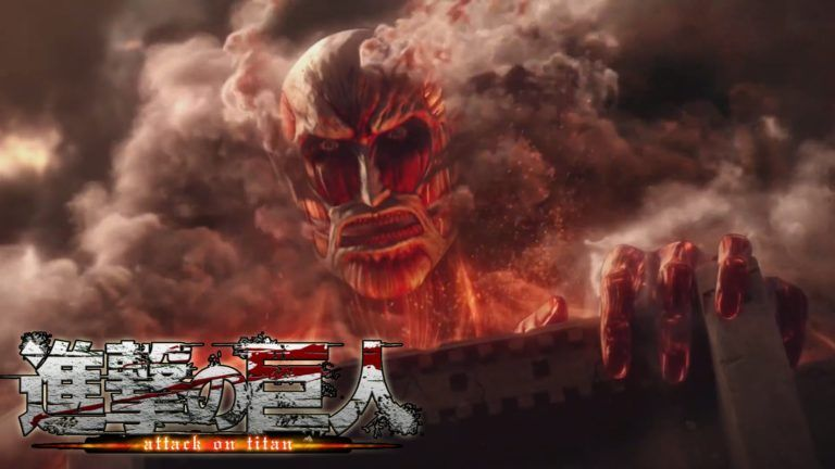 Attack on Titan: Intro zum Videospiel online