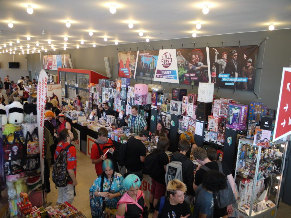 Anime Messe Berlin 2016