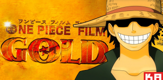 One PIece Gold im Kino