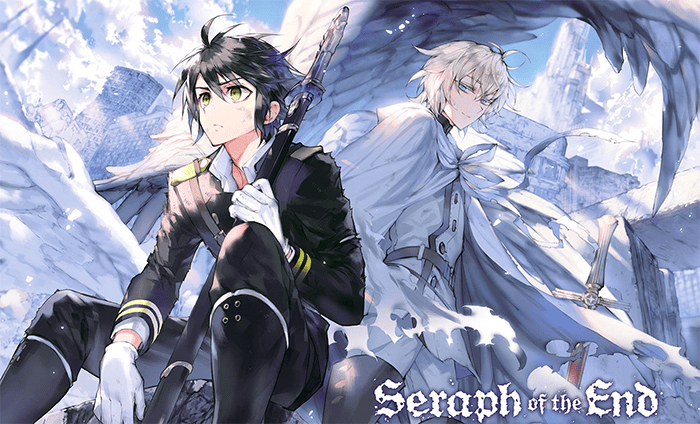 Serpah of the End Manga
