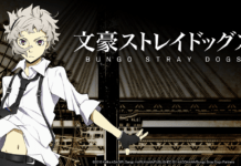Bungo Stray Dogs 2 Cover Anime