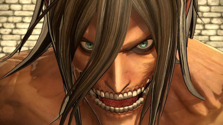 Review zu Attack on Titan – Wings of Freedom für die PS4