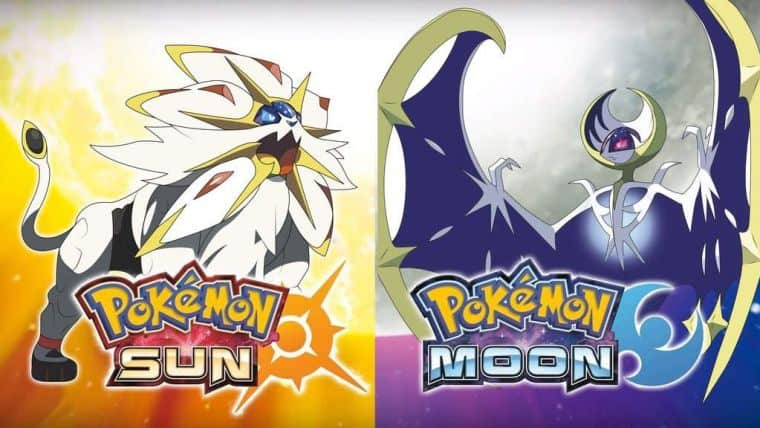 Pokemon Sonne & Mond