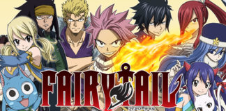 Fairy Tail Ende