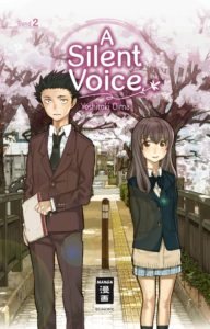 A Silent Voice Cover