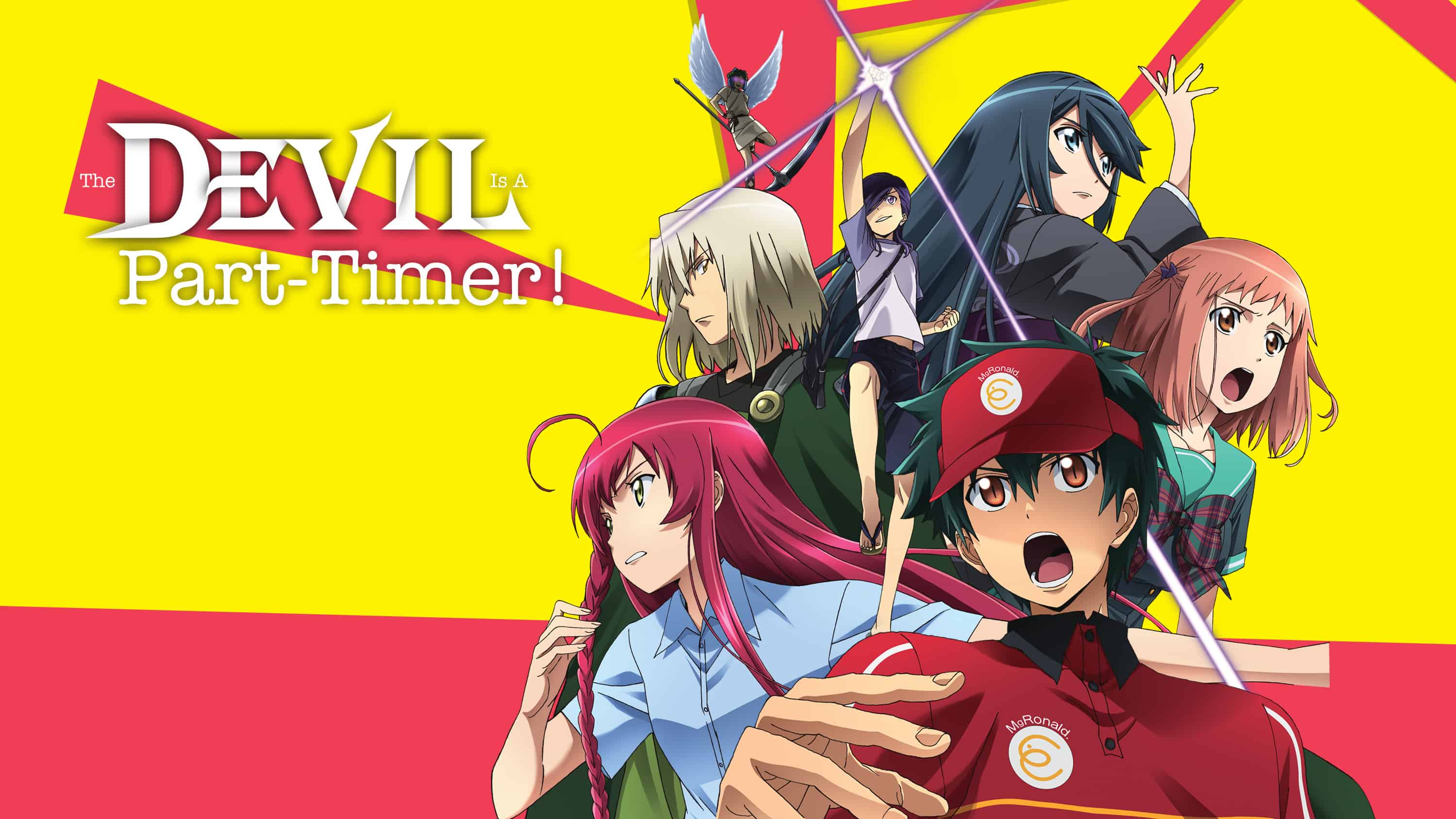 devil is a part timer stream