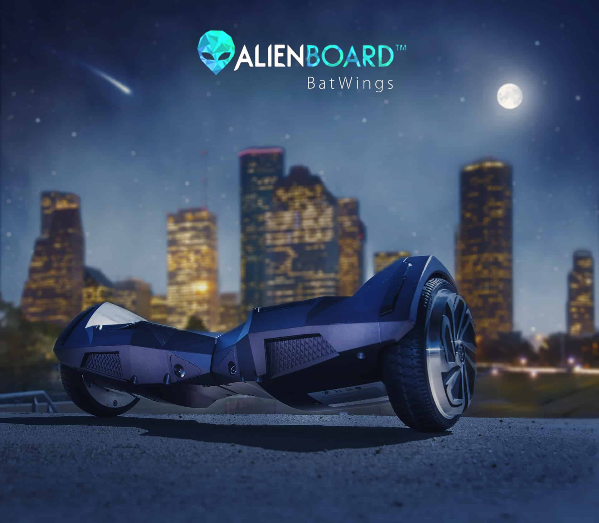 Alienboard Batwings