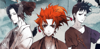 Peace Maker Kurogane – Omou-michi