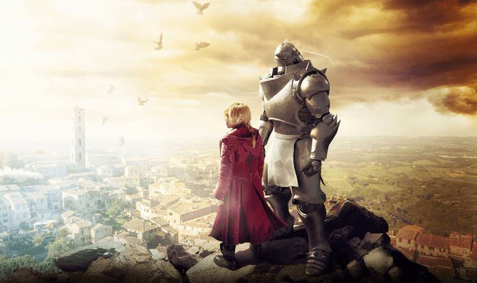 Fullmetal Live Action Film