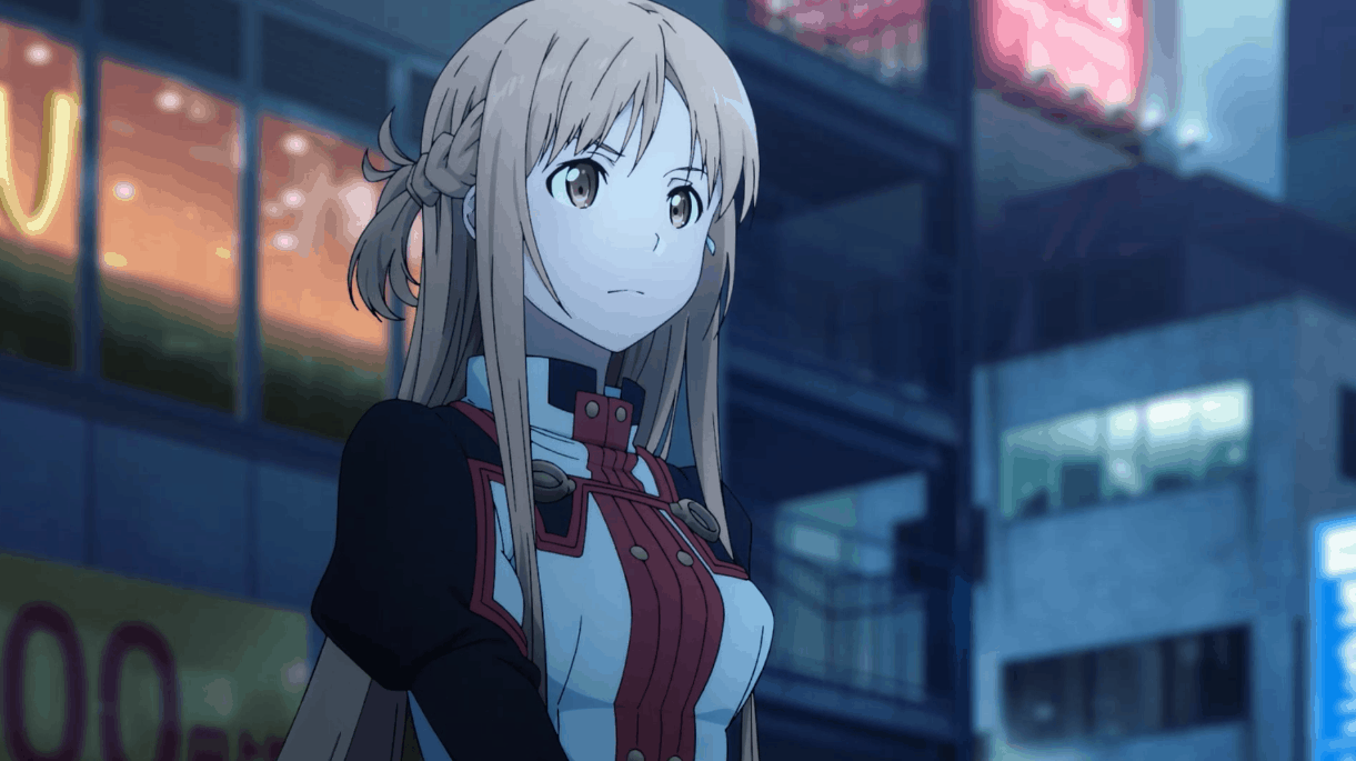Sword Art Online Ordinal Scale 02