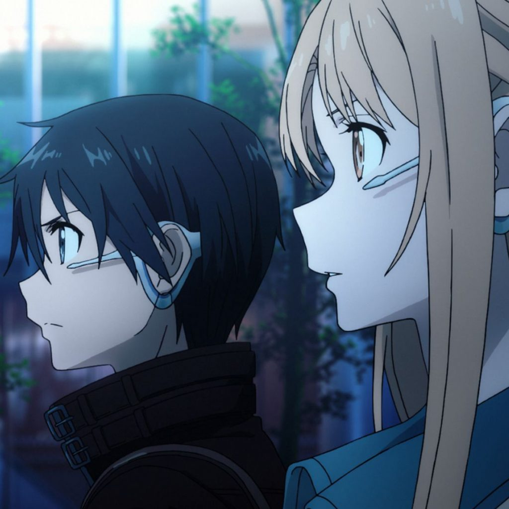 Sword Art Online Ordinal Scale Stream Ger