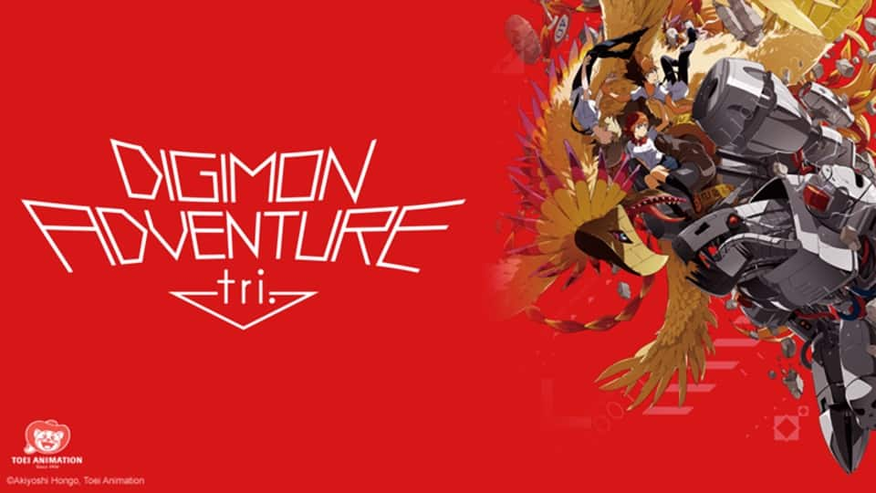 Digimon Adventure Tri Adventure Chapter 4 Lost
