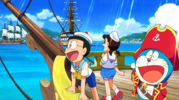 Doraemon The Movie Nobitas Treasure Island