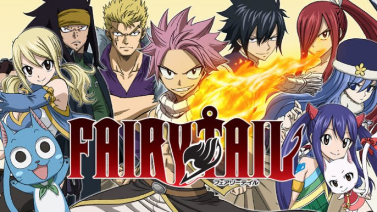 Review: Fairy Tail – Box 1 | Blu-ray