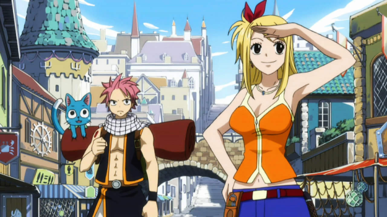 Fairy Tail Box 1 Screenshot3