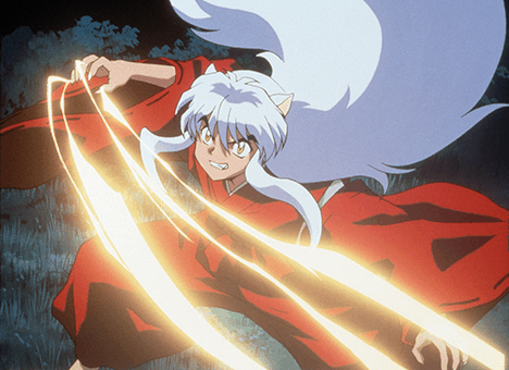 Inuyasha Screen 2