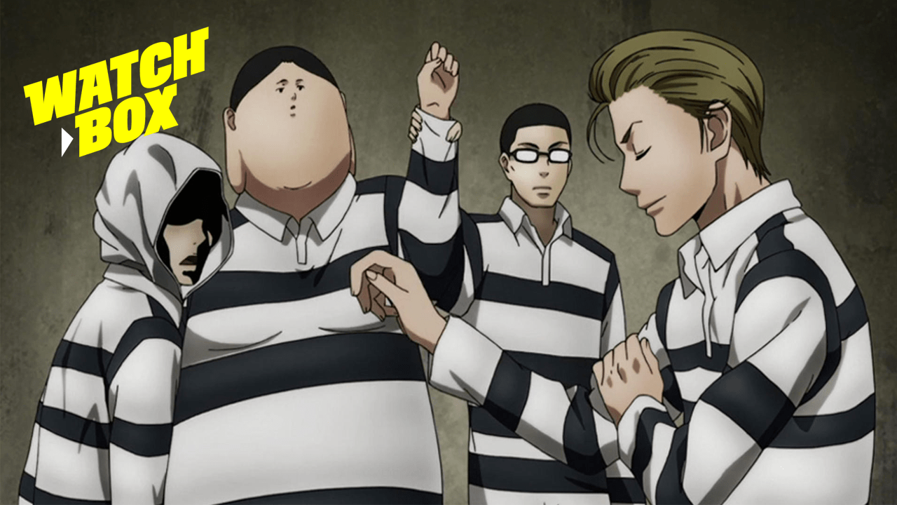 Prison School Watchbox