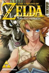 The Legend Of Zelda Twilight Princess Cover 01