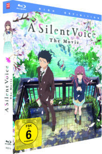 A Silent Voice 3d Deluxe Edition Cover