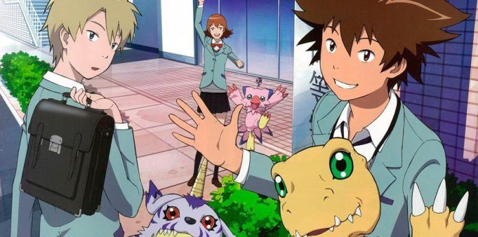Digimon Adventure Tri 4