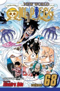 One Piece Vol 68