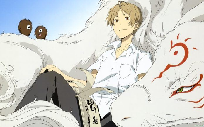 Anime Natsume Book Of Friends 053264