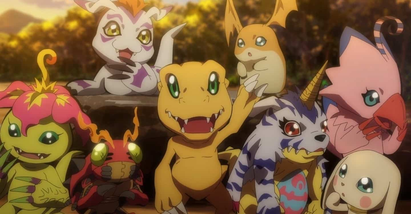 Digimon Tri Chapter 4