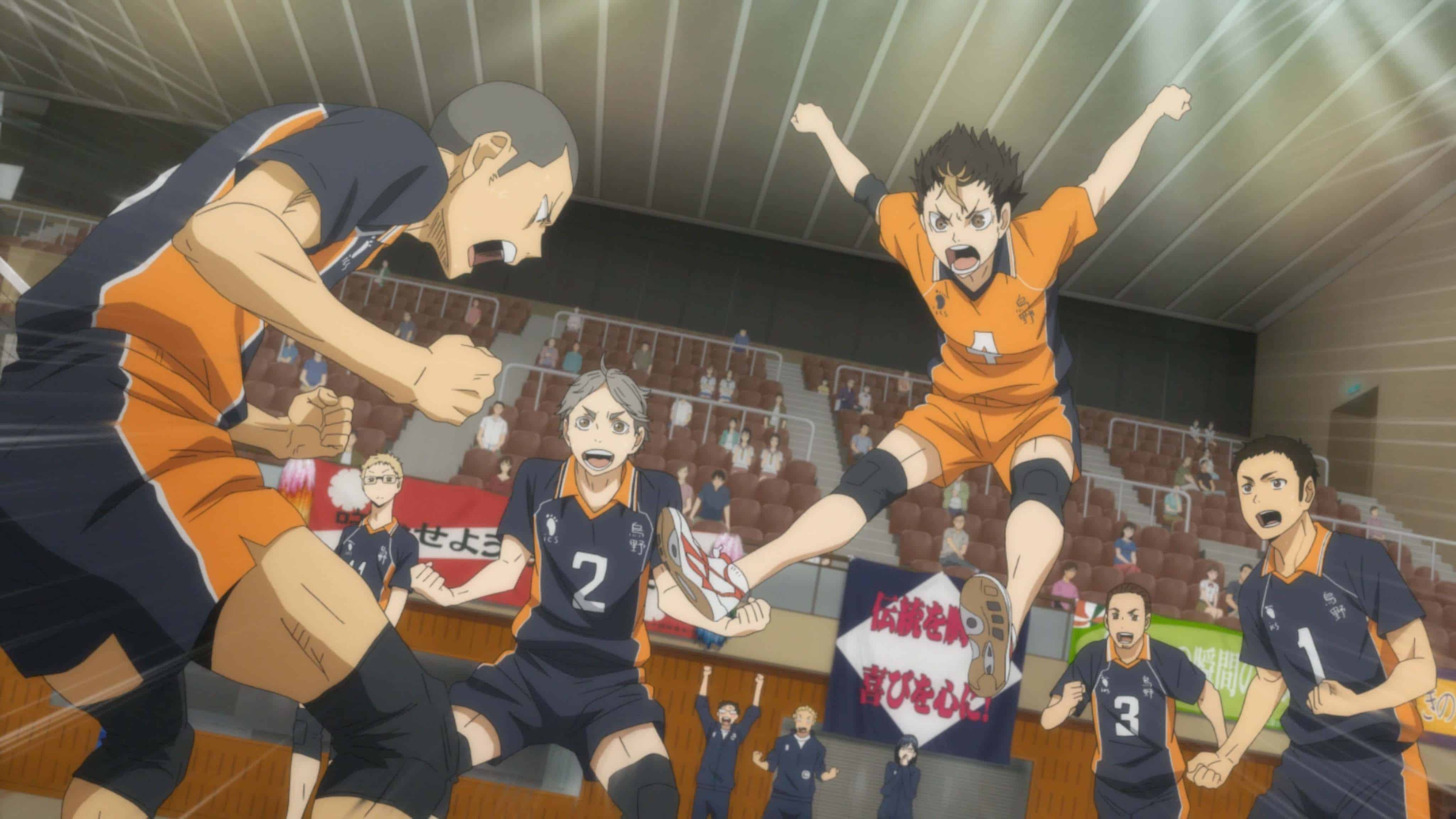 Haikyu Volume 4 5