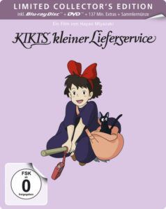 Kikis Kleiner Lieferservice Bd Dvd Limited Steelbook Edition Bluray Box 889853234592 2d.600x600
