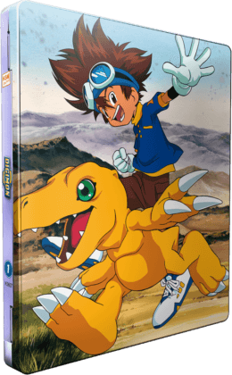 Digimon Adventure Staffel 1.1