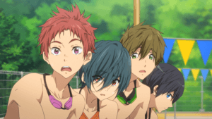 High Speed – Free! Starting Days –