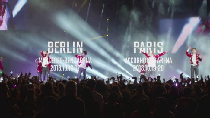 Bts World Tour Berlin