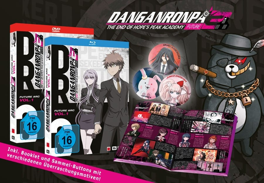 Danganronpa 3 Vol.1