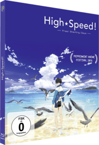 High Speed – Free! Starting Days – Cover