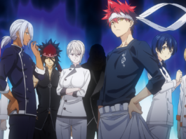 Ka Food Wars The Second Plate 2 Screenshot Vol. 1 Staffel Anime Screenshot