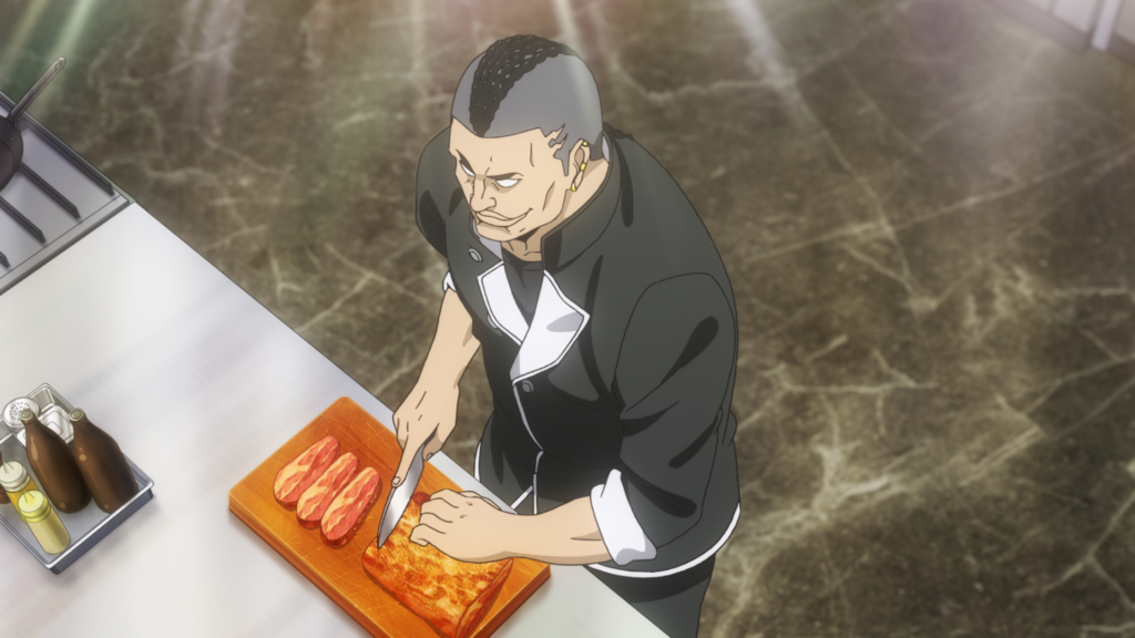 Ka Food Wars The Second Plate 2 Screenshot Vol. 1 Staffel Anime Screenshot 46721