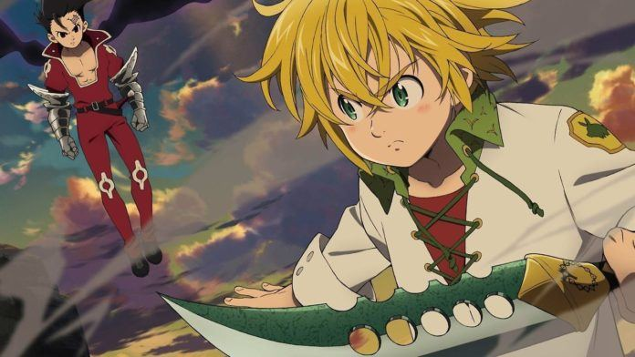 Seven Deadly Sins Staffel 2
