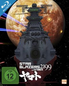 Star Blazers 2199 - Space Battleship Yamato Cover