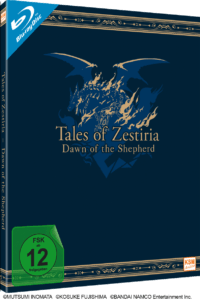 Tales Of Zestiria Dawn Of The Shepherd